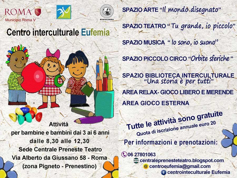 Centro Interculturale Eufemia